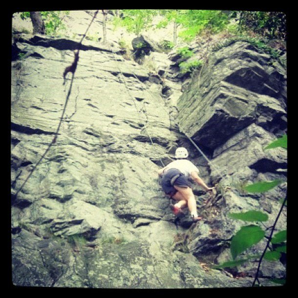 The Hobby Hoarder Climbs